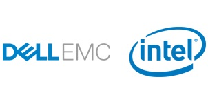 Logo Dell EMC Intel